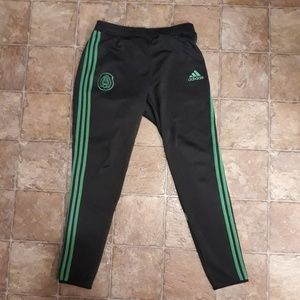Adidas Mexico 14/15 soccer training pants size M